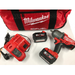 M18CHIWF12-502FB M18 Fuel Impact Wrench 1/2 Drive Friction Ring In Bag