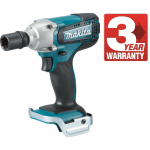 DTW190Z 18v Cordless Impact Wrench 190nm Body Only Entry Level