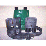 Steel Erectors Belt c/w podger frogs and bolt bag