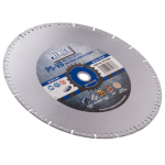 DP16270 P5-VB 115mm x 22.2mm Vacuum Brazed Rescue Blade