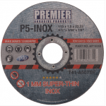 AP10050 Metal Cutting Disc 115mm X 1mm Box 50