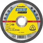 115x1mm Metal Slitting Discs 202400