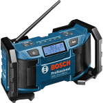GML Soundbox Jobsite Radio 18v body only