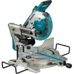 DLS110Z Twin 18v 36v Cordless Sliding Compound Mitre Saw Body Only