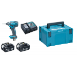 DTD152RTJ 18v Cordless Impact Driver 2 x BL1850, Charger & Case
