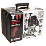 T11EK 1/2 Router 2000W Variable Speed + Kitbox 240v