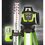 012-1066RKIT 66R Rotating Laser Level Kit