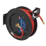 SA841 Retractable Air Hose Metal Reel 15m �10mm