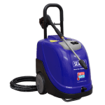 PW2000HW Hot Water Pressure Washer 135 Bar 240v