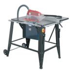 TS12CZ 315mm Contractor's Table Saw 240v
