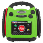 RS1312HV RoadStart Emergency Power Pack 12V 900 Peak Amps Hi-Vis Green