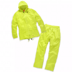 2pc Rainsuit Yellow