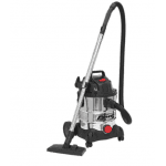 PC200SD Vacuum Cleaner Industrial Wet & Dry 20L
