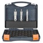 VersaDrive TCT HoleCutter Set 14mm, 18mm, 22mm 101030-SET1