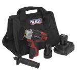 CP1205KIT 12v Cordless Polisher Kit 2 x Batteries, Charger + Bag