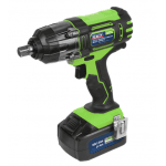 "CP400LIHV  18V 1/2""Sq Drive Cordless Impact Wrench With Batteries"
