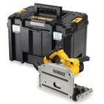 DWS520KT-GB 165MM Plunge Cut Circular Saw 240v In T-stak