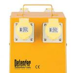 E13104 Classic 4 Way Power Splitter Distribution