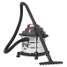 Sealey PC195SD 20 Litre Wet and Dry Vacuum Cleaner stainless steel 1250 watt 240V