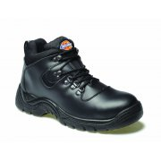Fury Super Safety Hiker Work Boot Black