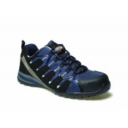 FC23530 Tiber Safety Trainer Navy Steel Toe Capped