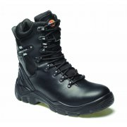 Quebec Unlined Safety Boot Black