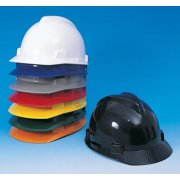 V Guard Safety Helmet ABS Moulded Shell