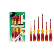 SoftFinish Electric SlimFix Screwdriver Set 6 Pieces SL/PH