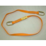 Safety Restraint Lanyard with Karabiner