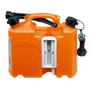 Combination Canister Orange (Fuel and Oil)