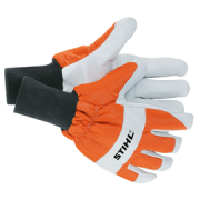 Chain Saw Gloves With Cut Protection Standard