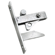 Galvd S/Lock Gate Catches