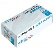 XL Disposable Latex Gloves Box 100