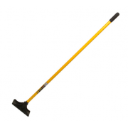 Trenching Tamper 4x10 Inch 42 Inch Fibreglass Handle