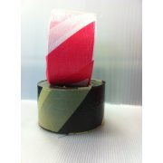 BARRIER TAPE YEL/BLACK 75MM