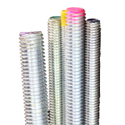Screwed Rod / Threaded Rod Zinc Plated 1 Metre Length