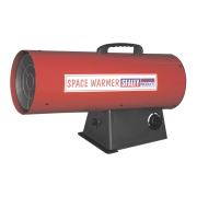 LP100 Propane Space Heater 68000-97000Btu/hr