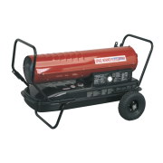 AB2158 diesel space heater 215000Btu/hr With Wheels