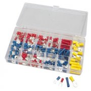 150 piece crimping terminal assortment