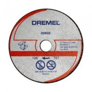 DSM510 abrasive cutting wheel pack of 3