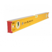 STB 96-2-120 3 Vial Spirit Level 120cm