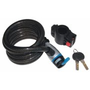 K730L180 Coiled Cable Bike Lock 1800MM