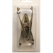 Crocodile clips 50 amp (pack of 2)