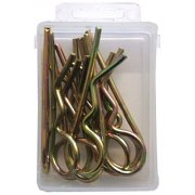 R clips 4mm pack of 10