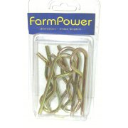 5mm R clips pack of 5