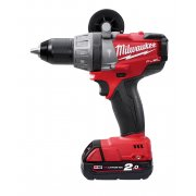 M18CPD-202C 18V Cordless Fuel Percussion Drill 2x2.0ah Batteries