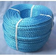 Blue Polypropylene Rope 4MM X 220 Metre Coil
