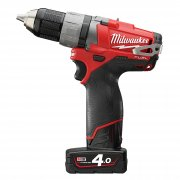 M12CDD-402C 12v Fuel 2 Speed Compact Drill Driver 2 x 4amp Batteries