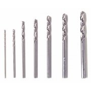 Precision drill bit set (7 pieces)
