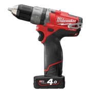 M12CPD-402C Fuel M12 Cordless Combi Drill 2 x 4amp Batteries